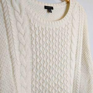 Talbots textured knit Sweater
